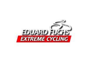 Logo Eduard Fuchs der Ultracycling Spezialist, Europmeister 2014