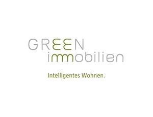Logo Green Immobilien, der Spezialist für NEUES Mieten aus und in Graz