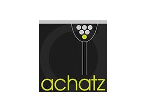 Logo Weinbau und Buschenschank achatz aus Greisdorf