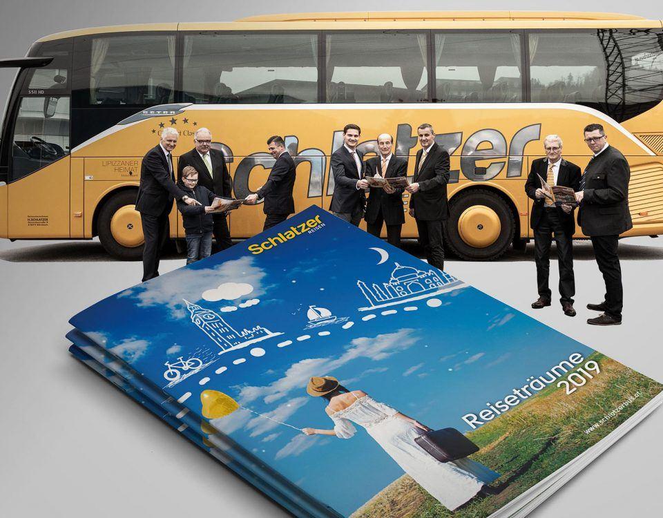 Schlatzer Busreisen, Ihr Reisepartner aus der Lipizzanerheimat