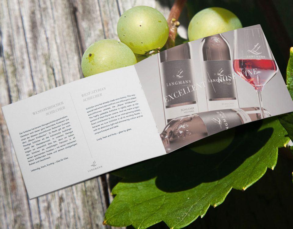 Imagefolder für das Weingut Langmann vlg. Lex bei St. Stefan ob Stainz
