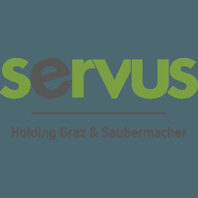 Logo servus.st, Abfallentsorgungsunternehmen